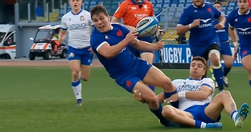 VIDEO. Quand rugby rime avec filouterie et action de génie, c'est du pur plaisir