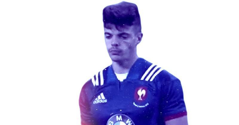 Quatre Français sélectionnés dans le plus beau XV U20 de l'histoire !
