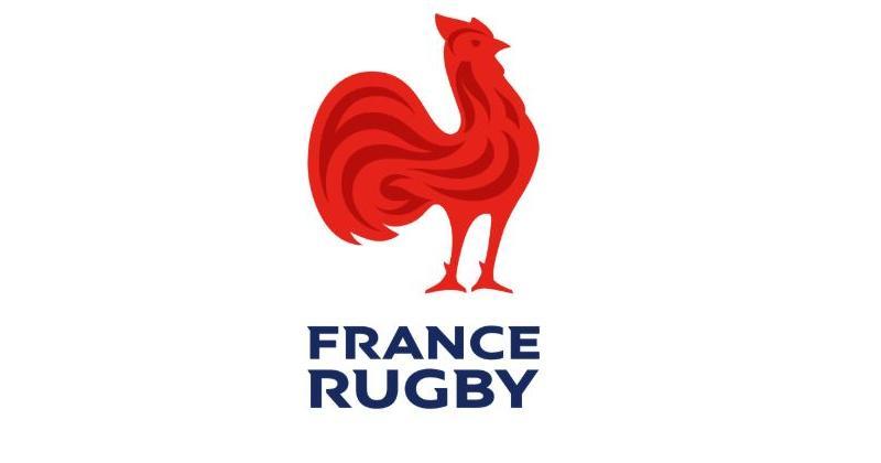 Nouveau logo Fédération Française de Rugby