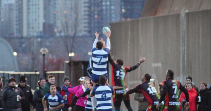 Québec Sevens et ses ''frenchies'' à la conquête du rugby à 7 nord-américain [REPORTAGE]