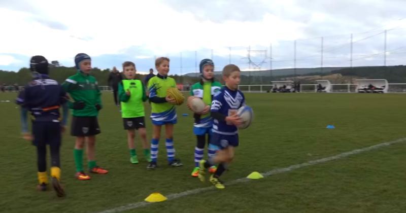 Quel joueur de l'école de rugby étais-tu ?