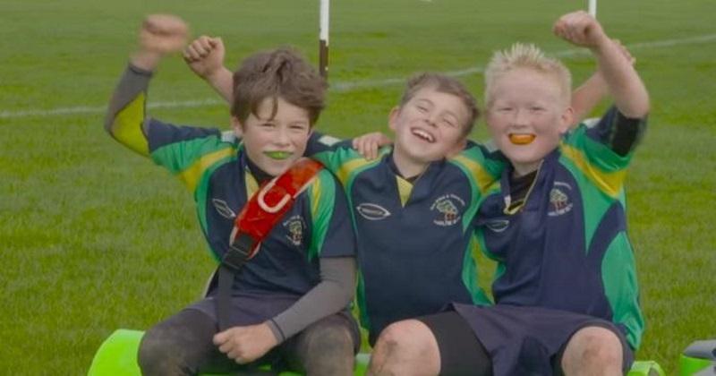 Quelle pratique cette saison en école de rugby ? [Explications]