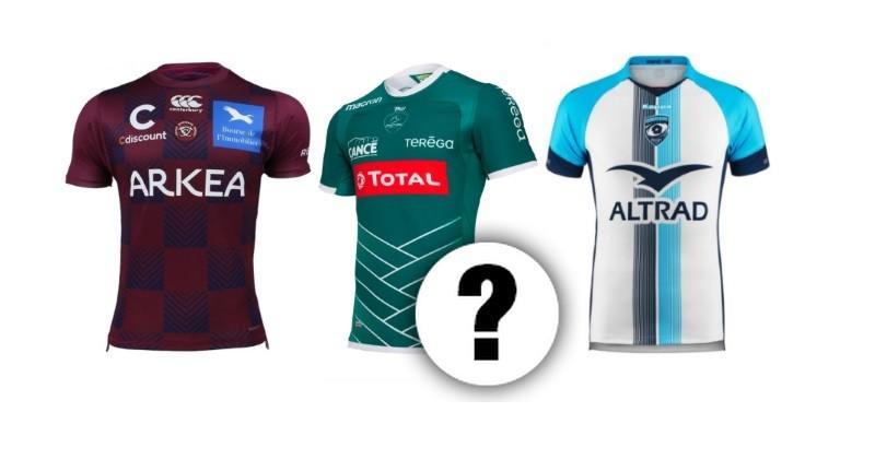 Quels sont les plus beaux maillots de TOP 14 selon Christian Cordulo ? [Point Fashion]