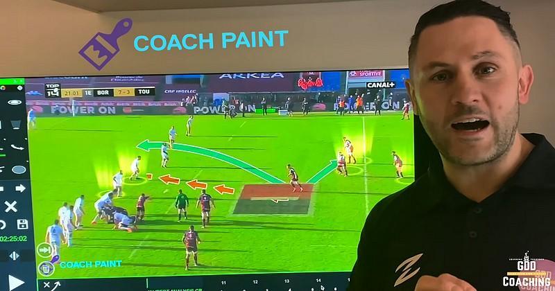 VIDEO. Qu'est-ce qui rend Matthieu Jalibert spécial ? L'analyse pointue d'un coach anglais