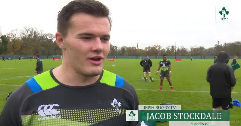 PORTRAIT. 6 Nations - Qui est Jacob Stockdale, le nouveau joyau du rugby irlandais ?