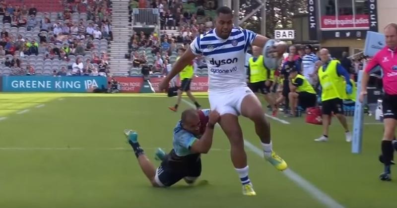 VIDÉO. Qui est Joe Cokanasiga, la nouvelle pépite du rugby anglais ?