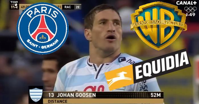 Le PSG, Equidia ou Hollywood : qui pour racheter la clause de Johan Goosen au Racing 92 ?