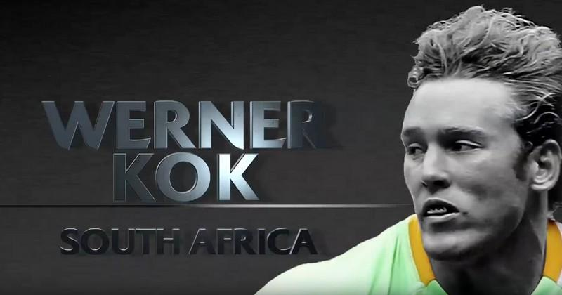 Qui est Werner Kok, cet international à VII sud-africain pisté par le Stade Toulousain ?