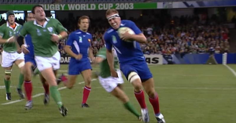 QUIZ - Peux-tu nommer les 31 joueurs du XV de France à la Coupe du monde 2003 ?