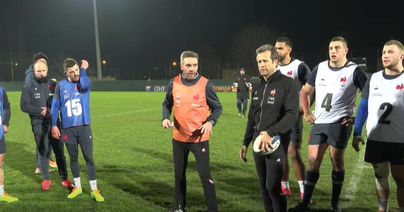 VIDEO. XV de France. Jérôme Garcès intègre le staff des Bleus