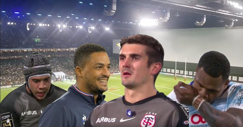 [INFOGRAPHIE] Racing 92 VS Stade Toulousain : la crème du rugby français en face à face ?