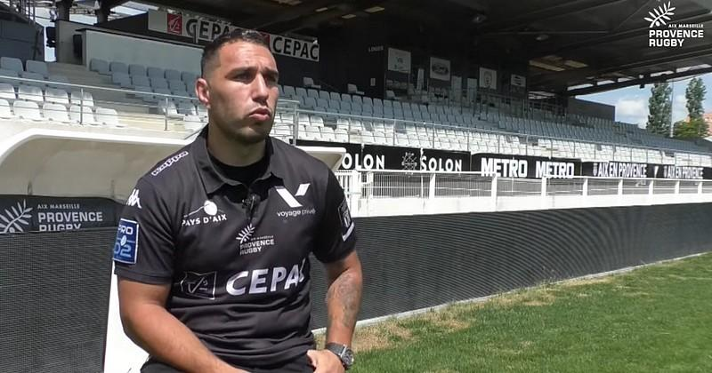 DISCIPLINE. Ludovic Radosavljevic (Provence Rugby) dans l'oeil du cyclone après ses propos racistes