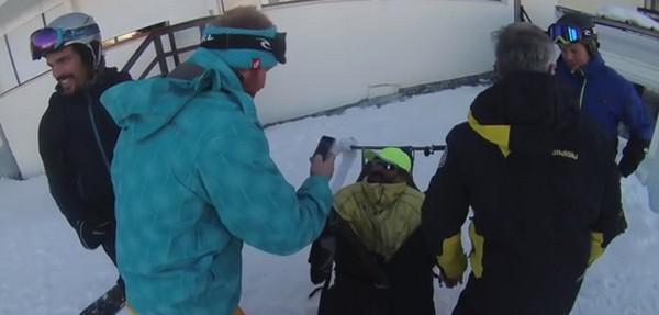 Rugby Amateur #7 : Le club de Tyrosse fait découvrir la neige à Ramun et fait une jolie bringue