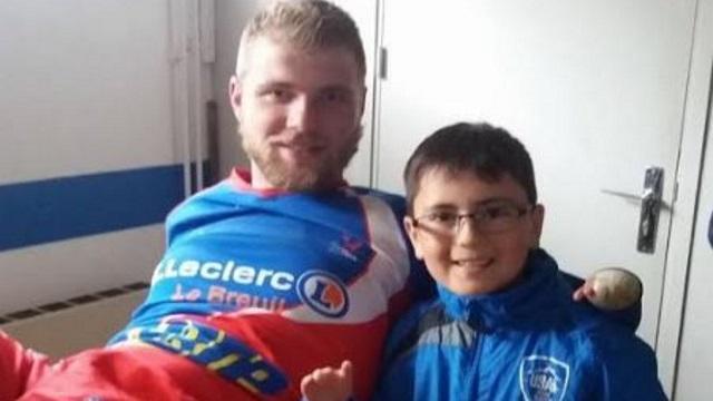 AMATEUR : devenir rugbyman malgré un handicap n'est pas un rêve inaccessible, la preuve avec Raphaël et Thibaud