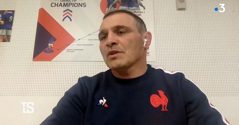 VIDEO. XV de France. Raphaël Ibanez : ''aucune raison d'accabler Fabien''