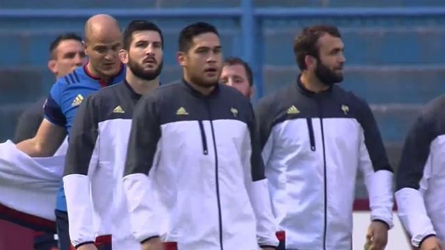 XV de France - Raphaël Lakafia forfait pour le 2e test-match face à l'Argentine