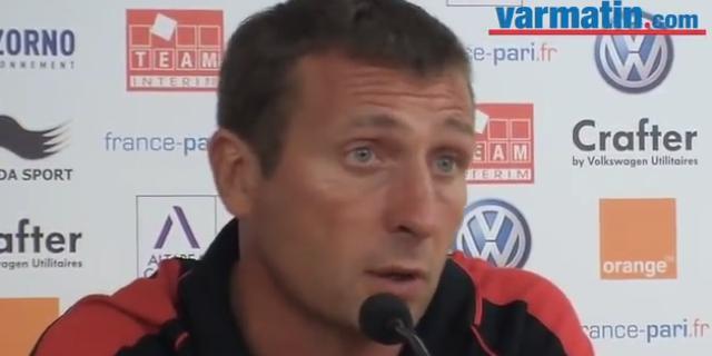 Tournoi des VI Nations B : Saint-André avec l'équipe nationale de Russie