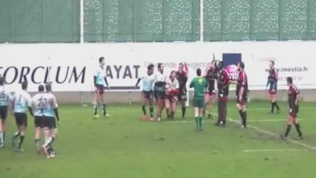 VIDEO. Rugby Amateur #24. Ravanelli sur un terrain de rugby parisien
