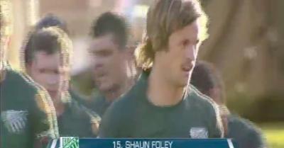 RCNM : le trois-quarts australien Shaun Foley arrive