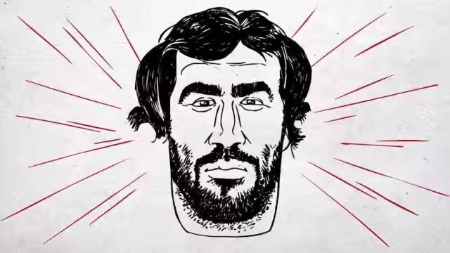 VIDEO. Le superbe hommage rendu au RCT 2014 par un artiste toulonnais
