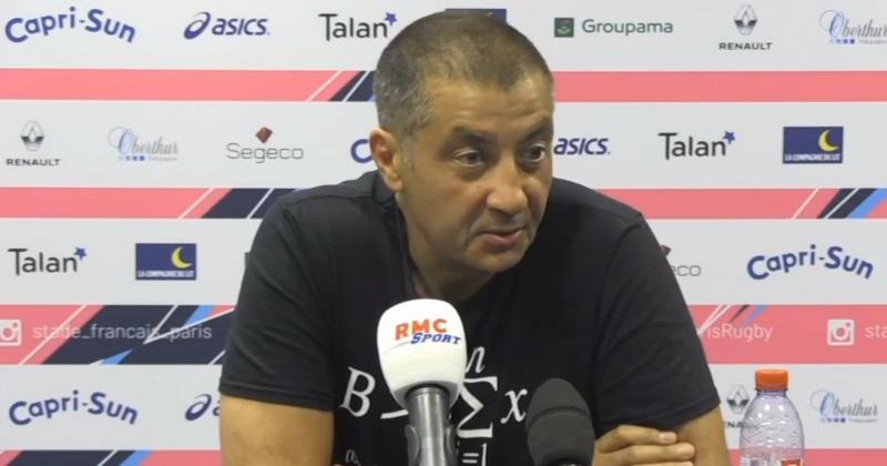 RCT : après le chambrage des supporters parisiens, Mourad Boudjellal lance un scud au Stade Français
