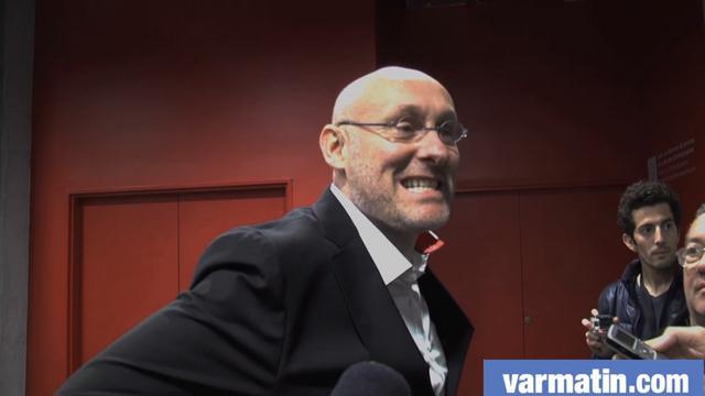 VIDEO. RCT : Bernard Laporte rajoute une seconde couche sur M. Cardona