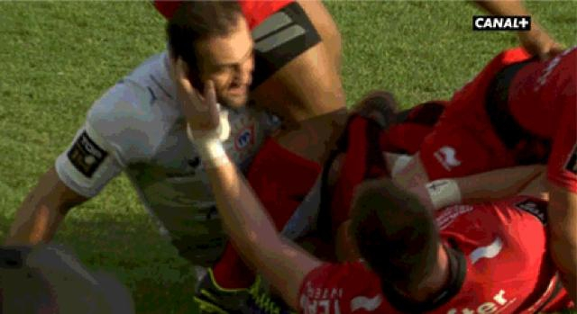 VIDEO. RCT - MHR : Bakkies Botha et Mamuka Gorgodze se chambrent et font le show