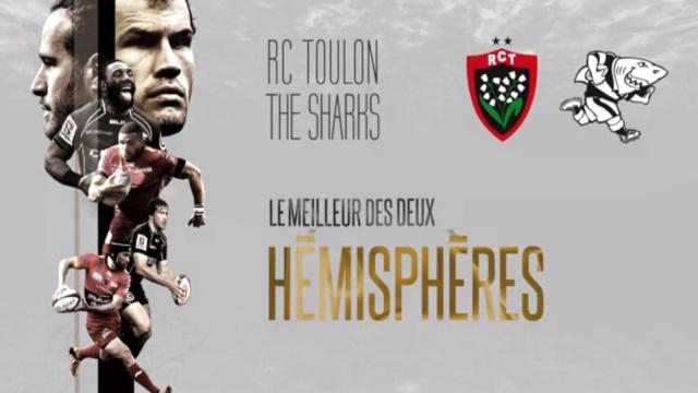 VIDEO. Rugby Masters : la bande-annonce du match RCT - Sharks