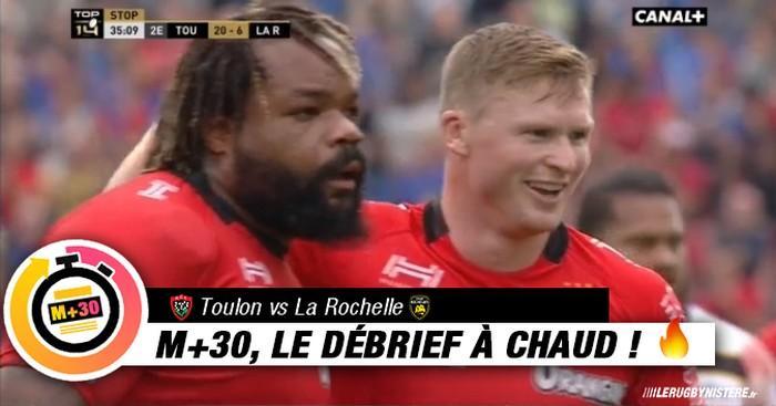 Top 14 - 6e journée. RCT vs La Rochelle : Le M+30 du Rugbynistère