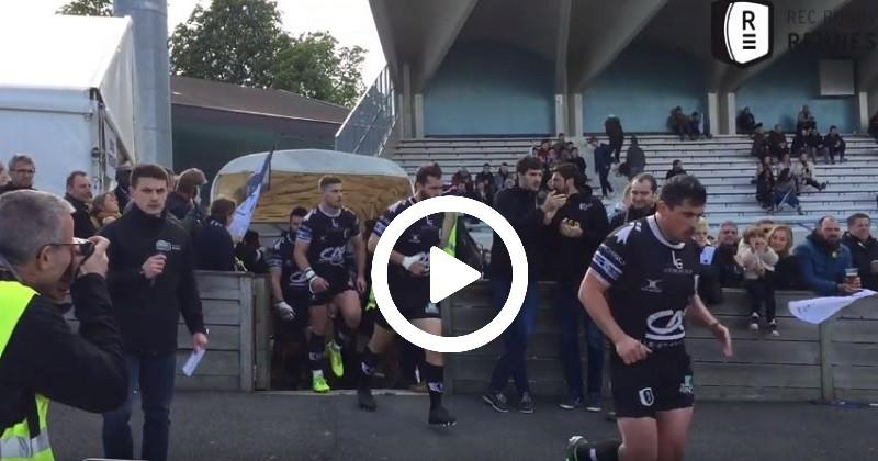 Fédérale 1 - Du Manoir - Rennes s'offre un succès historique [VIDÉO]