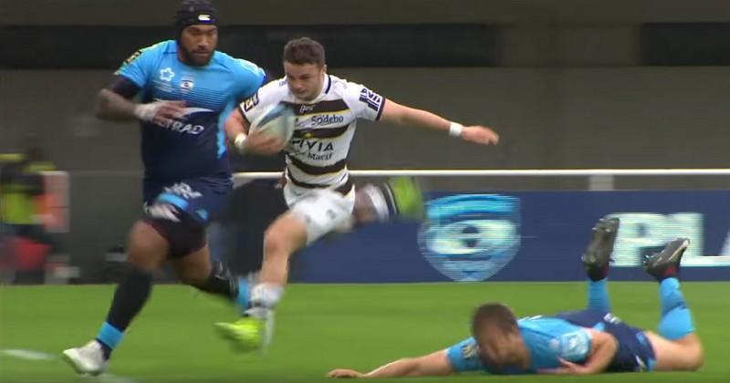 VIDÉO. Nuit du Rugby - Admirez le plus bel essai de la saison 2017-2018