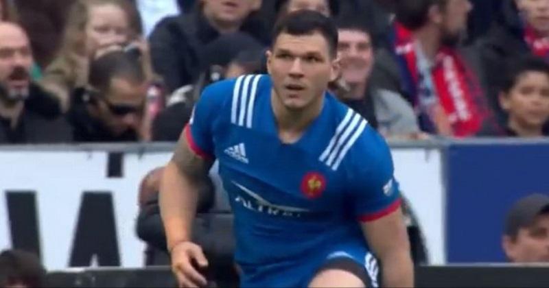 VIDÉO. 6 Nations : Rémy Grosso s'installe chez les Bleus avec une grosse performance contre l'Angleterre