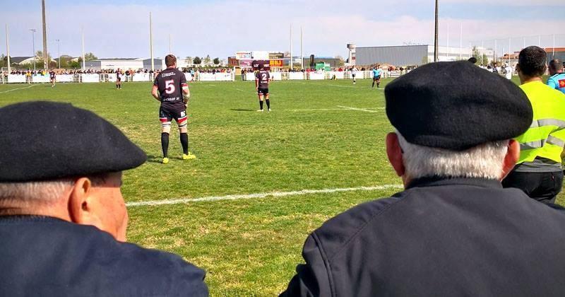 Je suis allé voir pour vous... RC la Saudrune VS USC Pouyastruc en 8ème de Finale de Ligue Occitanie