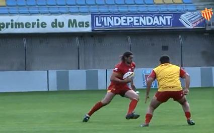VIDEO. C'est la reprise à l'USAP