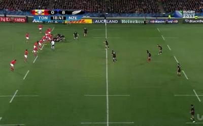 Résumé du match Nouvelle-Zélande vs Tonga (41-10)