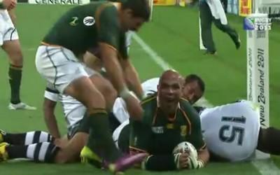 Résumé vidéo de Afrique du Sud - Fidji (49-3)