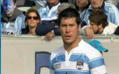 Résumé vidéo de Argentine - Roumanie (43-8)