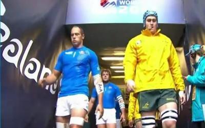 Résumé vidéo de Australie - Italie (32-6)