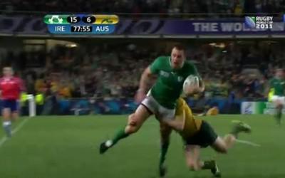 Résumé vidéo de Irlande - Australie (15-9)
