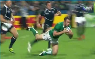 Résumé vidéo de Irlande - USA (22-10)