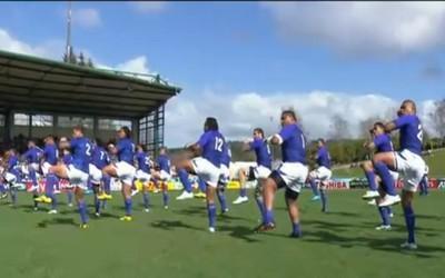 Résumé vidéo de Samoa - Namibie (49-12)