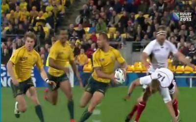 Résumé vidéo du match Australie - USA (62-5)