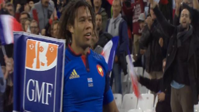 RÉSUMÉ VIDÉO. Revivez la victoire et les 5 essais du XV de France contre les Fidji (40-15)