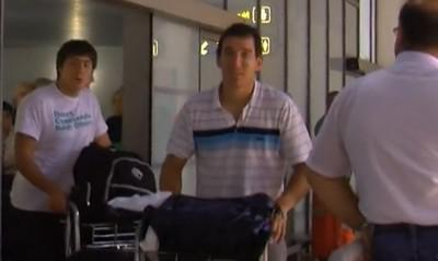 Les Argentins de retour en France