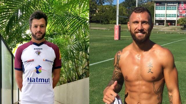 Australie - Retour au bercail pour Adam Ashley-Cooper et Quade Cooper