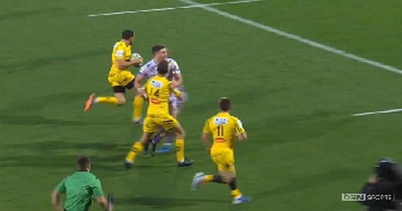 Champions Cup - La superbe combinaison Doumayrou, Rattez, Retiere laisse des regrets aux Rochelais [VIDÉO]