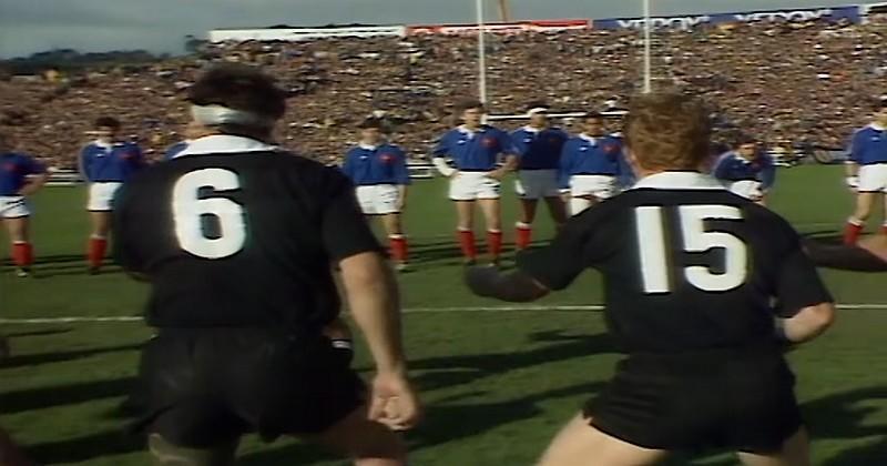 Pourquoi le XV de France a bien failli ne pas jouer la 1ère finale mondiale en 1987 [VIDÉO]