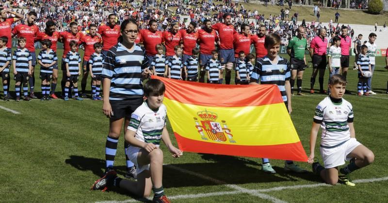 Rugby Europe Championship - L'Espagne tournée vers un avenir radieux [VIDÉO]
