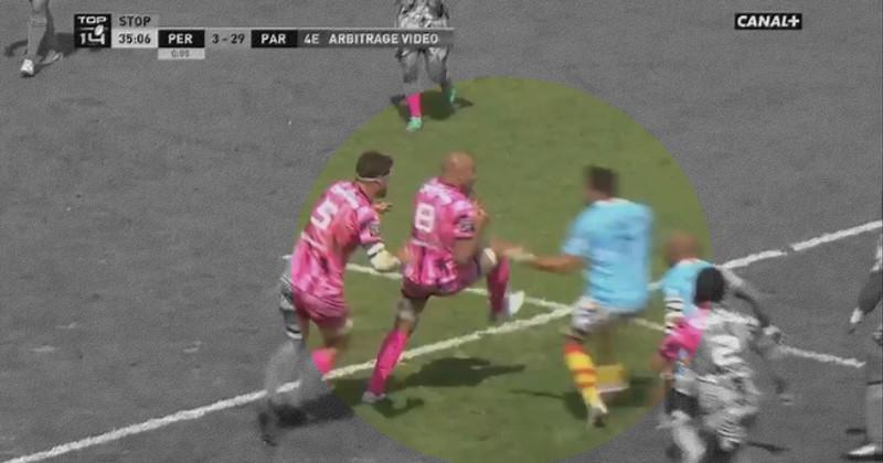 VIDEO. Top 14 - Sergio Parisse écope du premier carton rouge de la saison