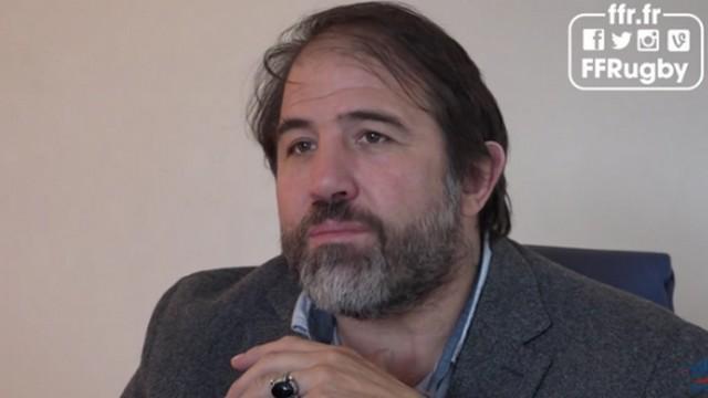 VIDEO. Serge Simon confirme que Guy Novès reste le sélectionneur du XV de France